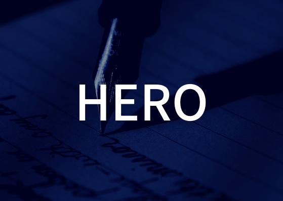 「HERO」の歌詞から学ぶ