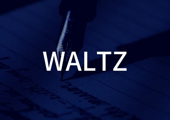 「WALTZ」の歌詞から学ぶ