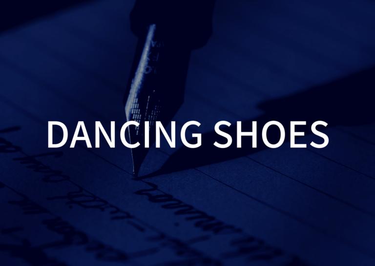 「DANCING SHOES」の歌詞から学ぶ